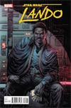 Star Wars Lando #5 Cover B Incentive Mike Deodato Jr Variant Cover