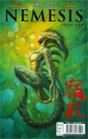 Famous Monsters Presents Project Nemesis #1 Cover B Incentive Bob Eggleton Variant Cover