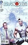 Cyborg #7 Cover A Regular Szymon Kudranski Cover