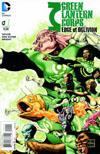 Green Lantern Corps Edge Of Oblivion #1 Cover A Regular Ethan Van Sciver Cover