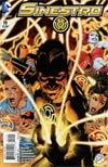 Sinestro #19 Cover A Regular Brad Walker Cover