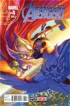 All-New All-Different Avengers #4 Cover A 1st Ptg Regular Alex Ross Cover