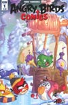 Angry Birds Comics Vol 2 #1 Cover A Regular Ciro Cangiolosi Cover