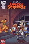 Uncle Scrooge Vol 2 #10 Cover B Variant Massimo Asaro Subscription Cover