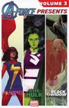 A-Force Presents Vol 3 TP