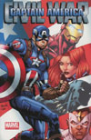 Marvel Universe Captain America Civil War TP Digest