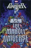 Punisher vs The Marvel Universe TP