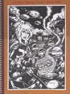 Teenage Mutant Ninja Turtles Kevin Eastman Notebook Series Annual 2014 HC