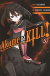 Akame Ga Kill Vol 5 GN