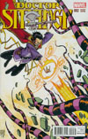 Doctor Strange Vol 4 #2 Cover B Incentive Skottie Young Variant Cover