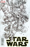 Star Wars Vol 4 #11 Cover C Incentive Stuart Immonen Sketch Cover