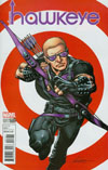 All-New Hawkeye Vol 2 #1 Cover E Incentive Mike Grell Classic Variant Cover