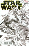 Star Wars Vol 4 #12 Cover C Incentive Stuart Immonen Sketch Cover