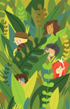 Lumberjanes #20 Cover B Incentive Shannon May Virgin Variant Cover