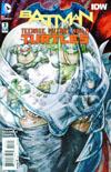 Batman Teenage Mutant Ninja Turtles #3 Cover A 1st Ptg Regular Freddie E Williams II Cover