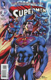 Superman The Coming Of The Supermen #1 Cover A Regular Neal Adams Cover