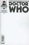 Doctor Who 4th Doctor #1 Cover D Variant Blank Cover