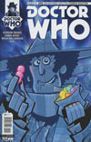 Doctor Who 4th Doctor #1 Cover E Variant Matt Baxter Cover