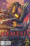 Famous Monsters Presents Project Nemesis #4 Cover A Regular Matt Frank Cover