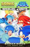 Sonic Mega Man Worlds Unite Vol 2 Broken Bonds TP
