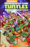 Teenage Mutant Ninja Turtles Amazing Adventures Vol 1 TP