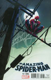 Amazing Spider-Man Vol 4 #1.1 Cover C Incentive Ryan Stegman Variant Cover