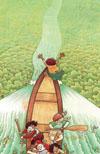 Lumberjanes #21 Cover B Incentive Melanie Gillman Virgin Variant Cover