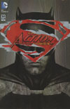 Action Comics Vol 2 #50 Cover B Variant Martin Ansin Batman v Superman Dawn Of Justice Cover With Polybag