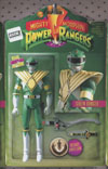 Mighty Morphin Power Rangers (BOOM Studios) #1 Cover B Variant David Ryan Robinson Action Figure Cover