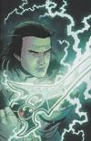 Mighty Morphin Power Rangers (BOOM Studios) #1 Cover D Variant Rebekah Isaacs Villain Cover