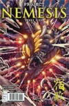 Famous Monsters Presents Project Nemesis #5 Cover A Regular Matt Frank Cover