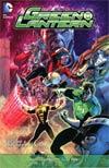 Green Lantern (New 52) Vol 6 The Life Equation TP