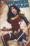 Wonder Woman (New 52) Vol 8 A Twist Of Fate HC