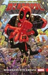 Deadpool Worlds Greatest Vol 1 Millionaire With A Mouth TP