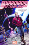 Guardians Of The Galaxy (2013) Vol 5 Through The Looking Glass TP