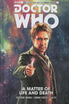 Doctor Who 8th Doctor Vol 1 A Matter Of Life And Death HC