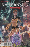All-New Inhumans #5 Cover B Variant Story Thus Far Cover