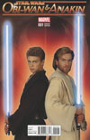 Obi-Wan And Anakin #1 Cover E Incentive Movie Variant Cover
