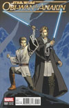 Obi-Wan And Anakin #1 Cover G Incentive Kevin Nowlan Classic Variant Cover