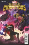 Contest Of Champions Vol 3 #4 Cover D Incentive Kabam Contest Of Champions Game Variant Cover