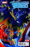 All-New All-Different Avengers #2 Cover C 2nd Ptg Alex Ross Variant Cover