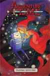 Adventure Time Original Graphic Novel Vol 1 Playing With Fire GN Color Edition