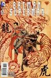 Batman Superman #31 Cover A 1st Ptg Regular Yanick Paquette Cover (Super League Part 2)