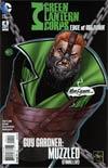 Green Lantern Corps Edge Of Oblivion #4