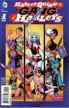 Harley Quinn And Her Gang Of Harleys #1 Cover A Regular Amanda Conner Cover