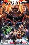 Justice League Vol 2 #50 Cover A 1st Ptg Regular Jason Fabok Cover