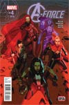 A-Force Vol 2 #4
