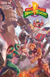 Mighty Morphin Power Rangers (BOOM Studios) #2 Cover A 1st Ptg Regular Jamal Campbell Cover