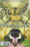 Famous Monsters Presents Project Nemesis #6 Cover A Regular Matt Frank Cover