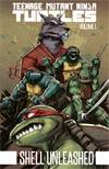 Teenage Mutant Ninja Turtles Vol 1 Shell Unleashed TP